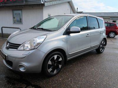 usata Nissan Note 1,4 16V Select Edition 88HK Stc