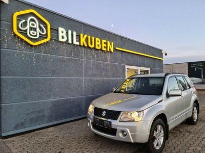 brugt Suzuki Grand Vitara 2,0 GLX aut. Van