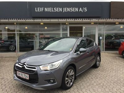brugt Citroën DS4 1,6 e-HDi 112 Style E6G