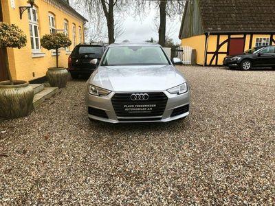 brugt Audi A4 1,4 TFSi 150