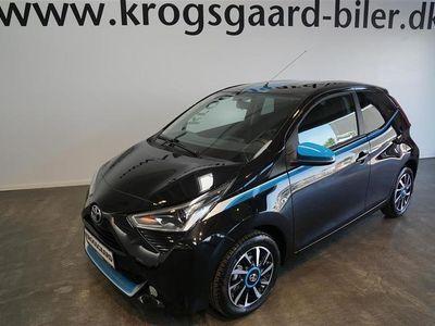 brugt Toyota Aygo 1,0 VVT-I X-Trend 69HK 5d