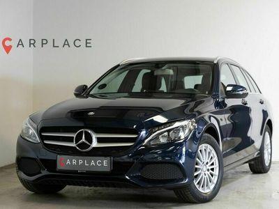brugt Mercedes C200 d 2,2 stc. aut.