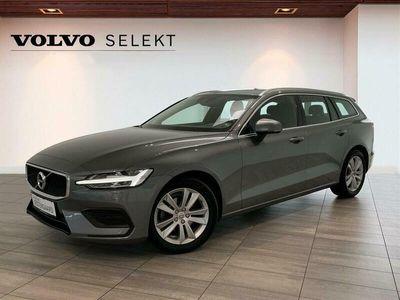 brugt Volvo V60 2,0 D3 Momentum 150HK Stc 8g Aut.