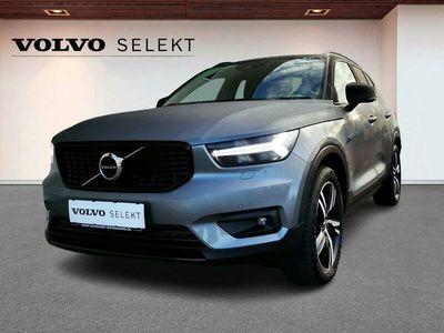brugt Volvo XC40 2,0 D4 R-design AWD 190HK 5d 8g Aut.