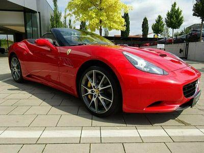 brugt Ferrari California California4.3 i V8 32V - 460 hk 4.3 i V8 32V - 460 hk