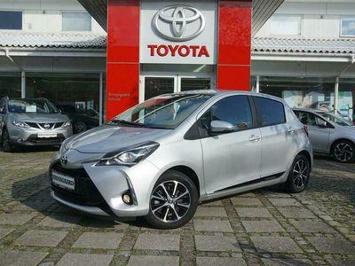 brugt Toyota Yaris 15 VVT-I T3 Smartpakke 111HK 5d 6g