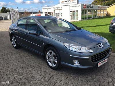 brugt Peugeot 407 2,0 HDi 136 Premium