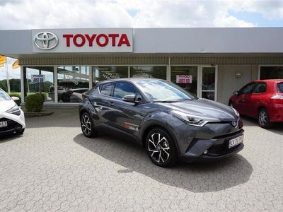 brugt Toyota C-HR 1,8 Hybrid C-LUB Selected Premium Aut 122HK 5d