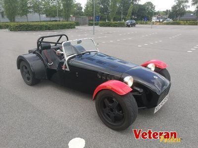 brugt Lotus Super Seven S3