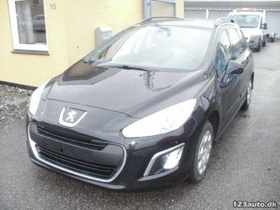brugt Peugeot 308 1,6 HDi 92 Access st.car