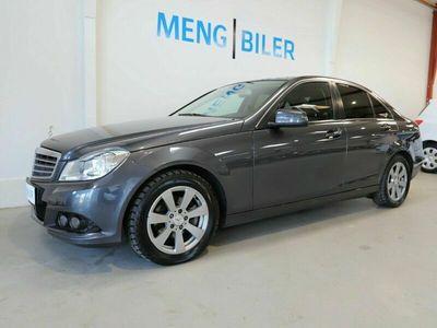 brugt Mercedes C180 2,2 CDi Elegance BE