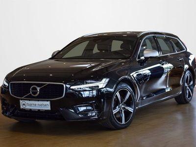 brugt Volvo V90 2,0 D4 190 R-Design aut. AWD