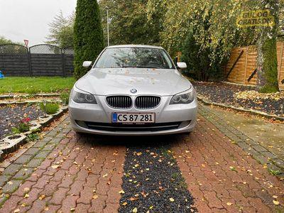 brugt BMW 525 3,0D ny synet med plader