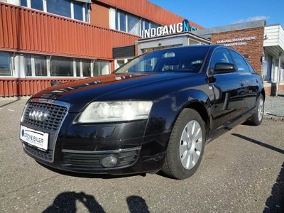 second-hand Audi A6 2,4 V6