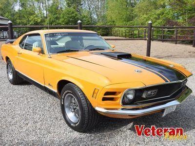 brugt Ford Mustang Mach 1 351 V8 Fastback