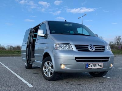 begagnad VW Multivan 2,5 TDI Highline 174HK 6g