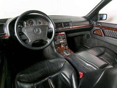 brugt Mercedes 500 SE