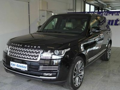 brugt Land Rover Range Rover 4,4 SDV8 Autobiography aut.
