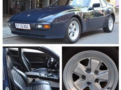 used Porsche 944 Targa