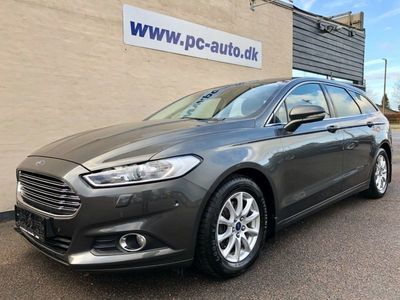 brugt Ford Mondeo 1,5 TDCi 120 Trend stc. ECO