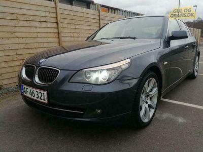 brugt BMW 525 i 3,0i LCI aut. 218HK E60