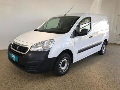 brugt Peugeot Partner L1 1,6 BlueHDi 100HK Van 1.6