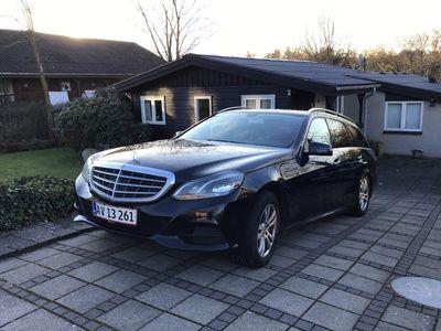 brugt Mercedes E200 2.1 136 HK Elegance