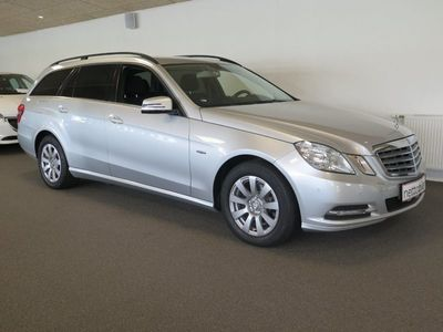 used Mercedes E220 2 CDi stc. aut. BE