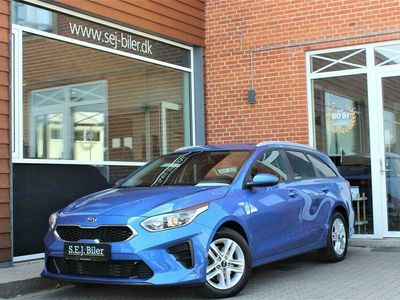brugt Kia cee'd SW 1,0 T-GDI Active 100HK Stc 6g A+