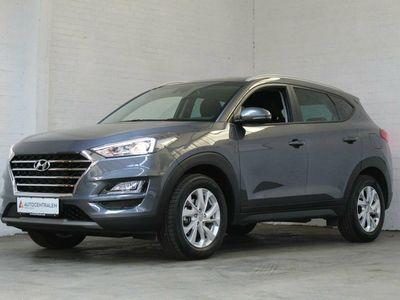 used Hyundai Tucson 1,6 T-GDi Trend DCT