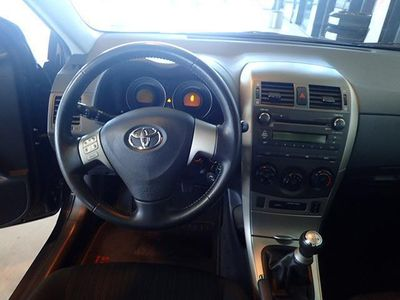 brugt Toyota Corolla 1,6 Linea Terra 124HK