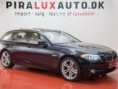 brugt BMW 520 d 2,0 Touring aut.