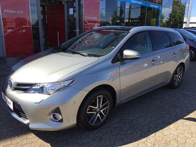 brugt Toyota Auris 1,6 Valvematic T2 Premium 132HK Stc B