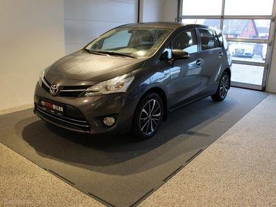käytetty Toyota Verso 7 pers. 1,8 VVT-I T2 Premium 147HK 6g