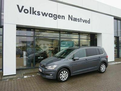brugt VW Touran 1,5 TSi 150 Comfort. Family DSG 7p