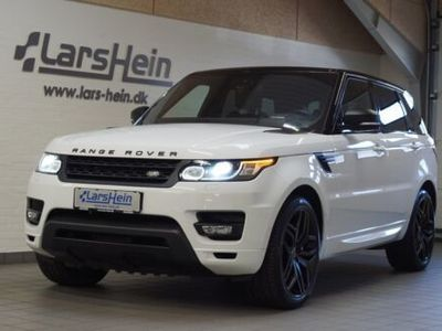 brugt Land Rover Range Rover Sport SDV6 HSE Dynamic aut.