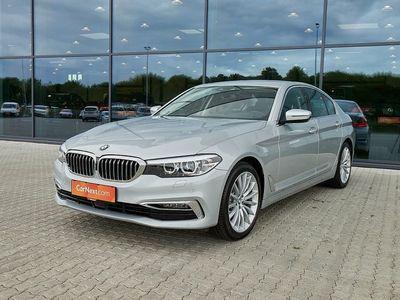 brugt BMW 520 i 2,0 Luxury Line aut.