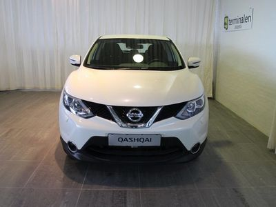 brugt Nissan Qashqai dCi 110 Acenta