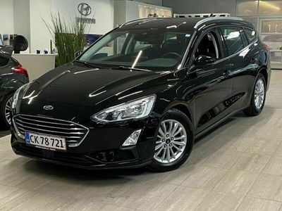 brugt Ford Focus 1,5 EcoBoost Titanium stc. aut.