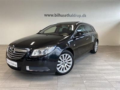 brugt Opel Insignia Sports Tourer 1,6 Cosmo 180HK Stc 6g