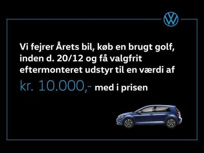 brugt VW Golf VII 1,4 TSi 125 Highline DSG