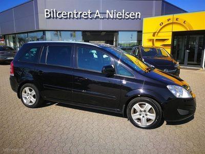 gebraucht Opel Zafira 1,9 CDTI 120HK