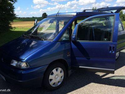 brugt Citroën Evasion 2,0 X 121HK