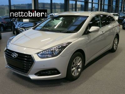brugt Hyundai i40 1,7 CRDi 141 Trend CW