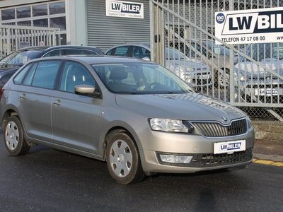 begagnad Skoda Rapid 1,2 TSi 105 Ambition SB GreenTec