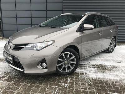 brugt Toyota Auris 1,4 D-4D DPF T2+ 90HK Stc 6g