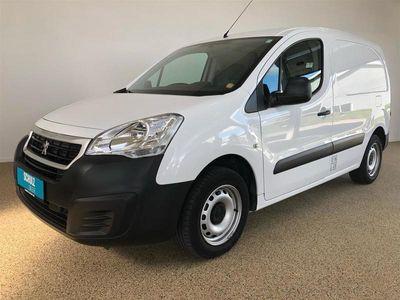 brugt Peugeot Partner L1 1,6 BlueHDi 100HK Van 1,6