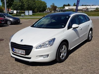 used Peugeot 508 SW 1,6 HDI Active 112HK Stc