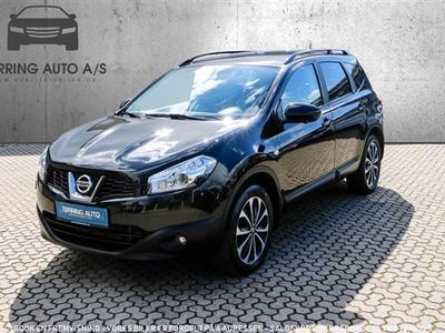 usado Nissan Qashqai +2 1,6 DCi DPF Visia 4x2 Start/Stop 130HK 5d 6g
