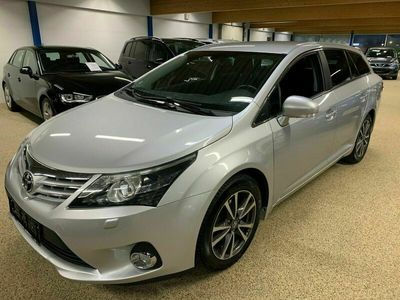 brugt Toyota Avensis 1,8 VVT-i T2 Premium stc.